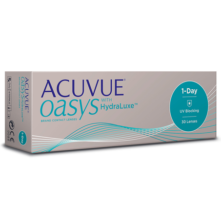 1 Day Acuvue Oasys (30 линз)